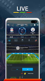 365Scores – Live Scores and Sports News 11.4.1 screenshots 2