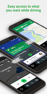 Android Auto 6.6.612534-release screenshots 5
