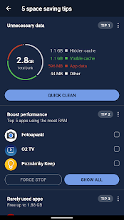 CCleaner Cache Cleaner Phone Booster Optimizer 5.7.0 screenshots 4