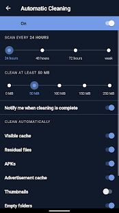 CCleaner Cache Cleaner Phone Booster Optimizer 5.7.0 screenshots 7