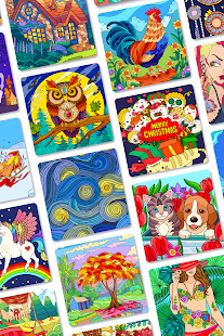 ColorPlanet Paint by Number Free Puzzle Games 1.1.16 screenshots 14
