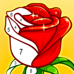Download ColorPlanet® Paint by Number, Free Puzzle Games 1.1.16 APK