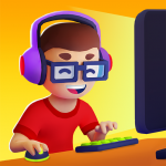 Download Idle Streamer – Tuber game. Get followers tycoon 1.6 APK