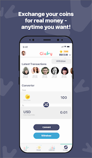 Earn money for Free with Givvy 18.3 screenshots 1