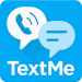 Free Download Text Me: Text Free, Call Free, Second Phone Number 3.28.5 APK