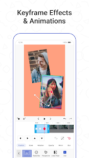 Funimate Video Editor Music Transitions Effects 11.12 screenshots 4
