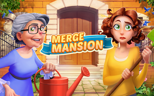 Merge Mansion – The Mansion Full of Mysteries 1.7.6 screenshots 23