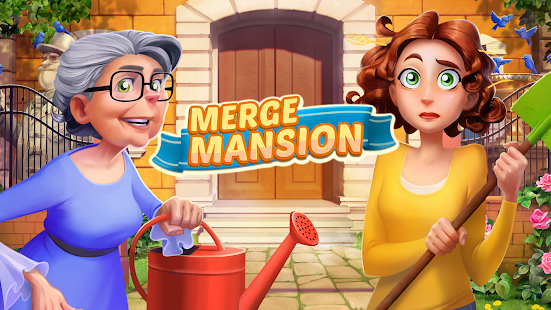 Merge Mansion – The Mansion Full of Mysteries 1.7.6 screenshots 7