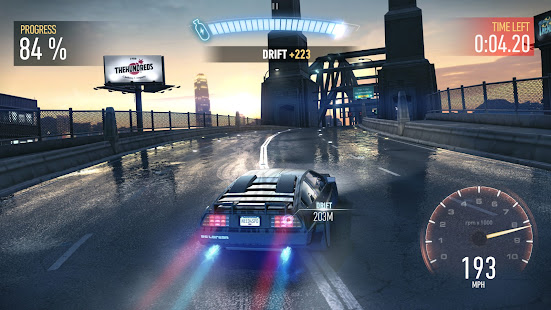Need for Speed No Limits 5.4.1 screenshots 1