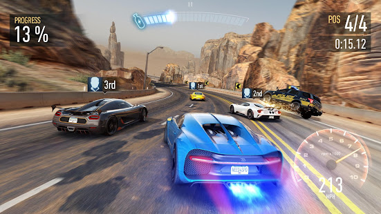 Need for Speed No Limits 5.4.1 screenshots 2