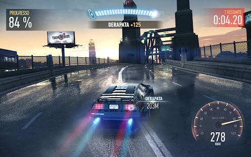 Need for Speed No Limits 5.4.1 screenshots 5