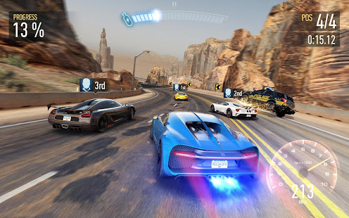Need for Speed No Limits 5.4.1 screenshots 6