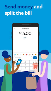 PayPal Mobile Cash Send and Request Money Fast 8.1.0 screenshots 2