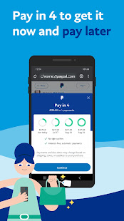 PayPal Mobile Cash Send and Request Money Fast 8.1.0 screenshots 4