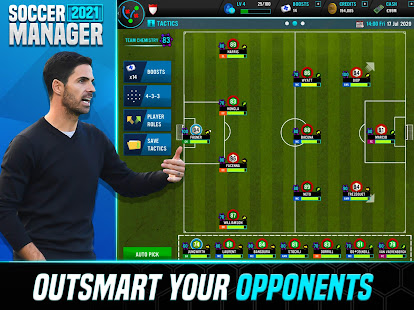 Soccer Manager 2021 – Free Football Manager Games 2.1.1 screenshots 10