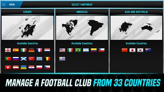 Soccer Manager 2021 – Free Football Manager Games 2.1.1 screenshots 2