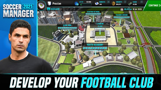 Soccer Manager 2021 – Free Football Manager Games 2.1.1 screenshots 3
