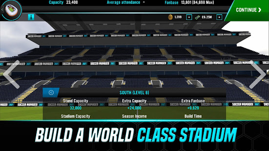 Soccer Manager 2021 – Free Football Manager Games 2.1.1 screenshots 4