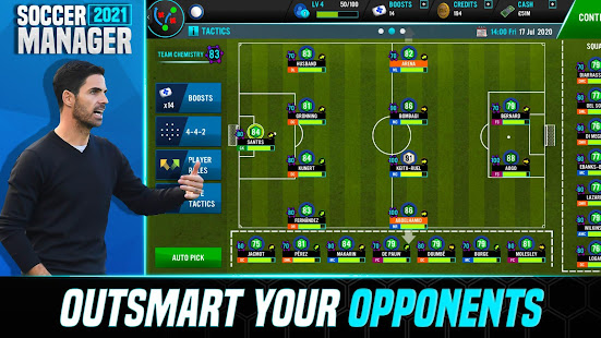 Soccer Manager 2021 – Free Football Manager Games 2.1.1 screenshots 5
