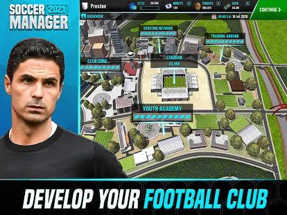 Soccer Manager 2021 – Free Football Manager Games 2.1.1 screenshots 8