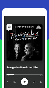 Spotify Listen to podcasts amp find music you love 8.6.54.818 screenshots 3