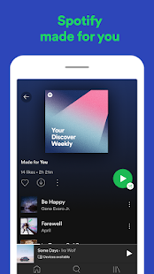Spotify Listen to podcasts amp find music you love 8.6.54.818 screenshots 6