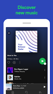 Spotify Listen to podcasts amp find music you love 8.6.54.818 screenshots 7
