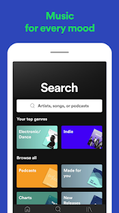 Spotify Listen to podcasts amp find music you love 8.6.54.818 screenshots 8
