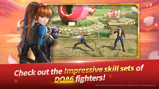 The King of Fighters ALLSTAR 1.9.0 screenshots 1
