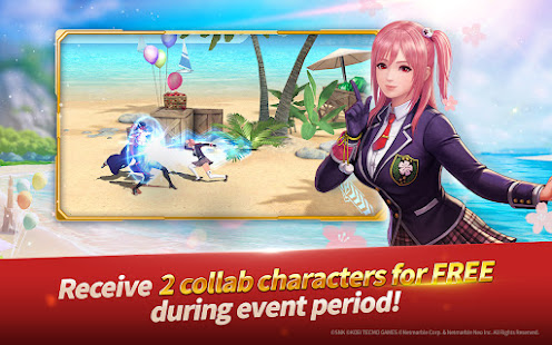 The King of Fighters ALLSTAR 1.9.0 screenshots 10