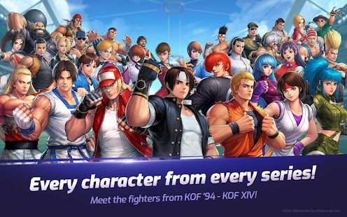 The King of Fighters ALLSTAR 1.9.0 screenshots 11