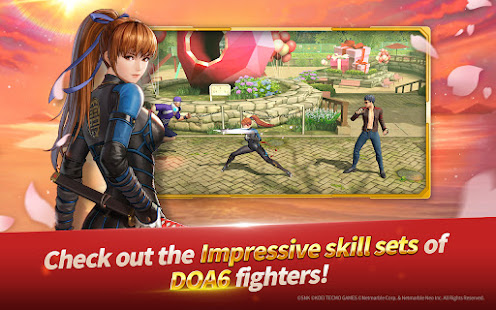 The King of Fighters ALLSTAR 1.9.0 screenshots 17