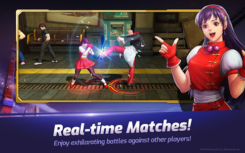 The King of Fighters ALLSTAR 1.9.0 screenshots 24