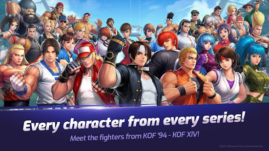 The King of Fighters ALLSTAR 1.9.0 screenshots 3