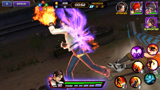 The King of Fighters ALLSTAR 1.9.0 screenshots 4