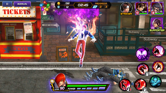 The King of Fighters ALLSTAR 1.9.0 screenshots 5