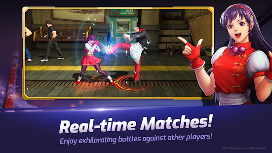 The King of Fighters ALLSTAR 1.9.0 screenshots 8