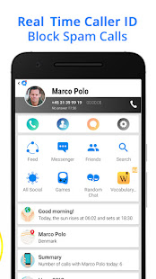 The Messenger for Messages Text Video Chat 11.1.8 screenshots 6
