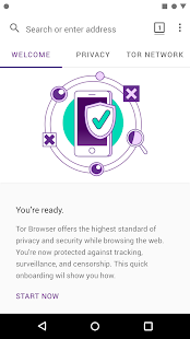 Tor Browser Official Private amp Secure 10.5.5 91.2.0-Release screenshots 1