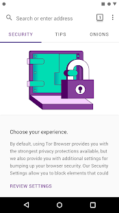 Tor Browser Official Private amp Secure 10.5.5 91.2.0-Release screenshots 4