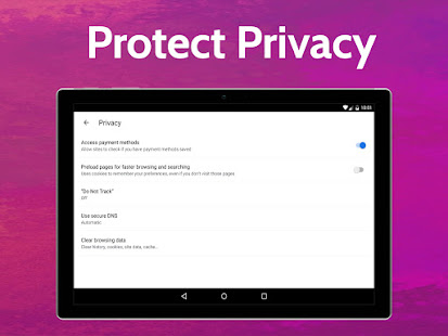UPX Free VPN Private Browser Fast Secure Web Proxy 87.0.4280.141 screenshots 7