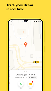 Yandex Go taxi and delivery 4.50.0 screenshots 6