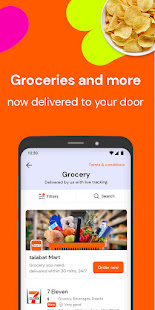 talabat Food amp Grocery Delivery 8.2.1 screenshots 4